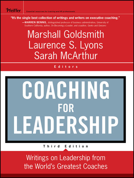 Coaching for Leadership - Coverbild