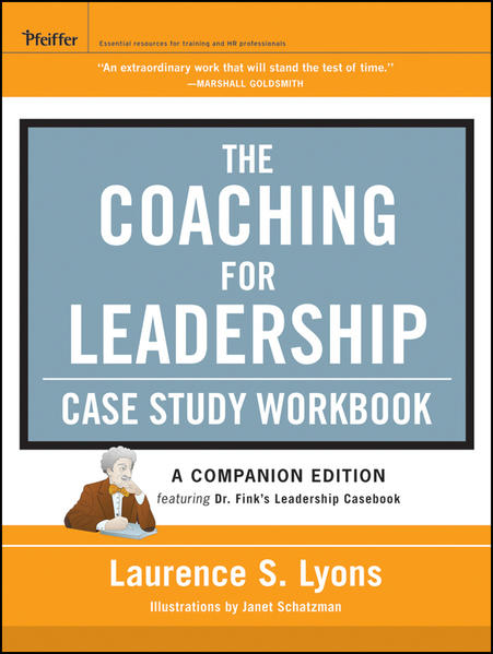The Coaching for Leadership Case Study Workbook - Coverbild