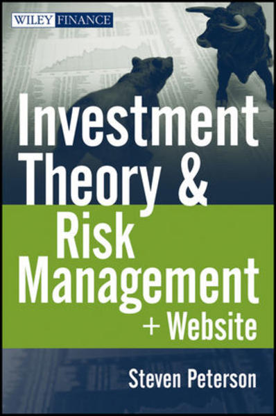 Investment Theory and Risk Management - Coverbild