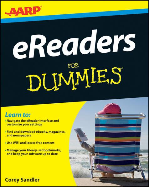 AARP eReaders For Dummies - Coverbild