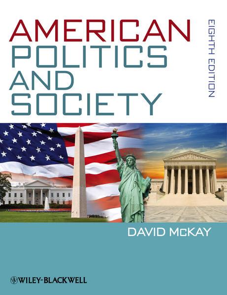 American Politics and Society - Coverbild