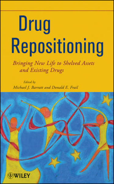 Drug Repositioning - Coverbild