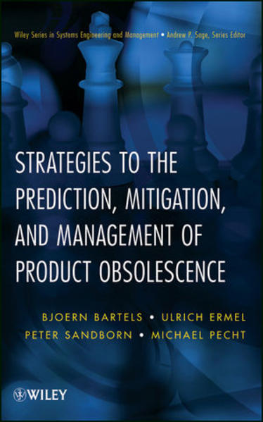 Strategies to the Prediction, Mitigation and Management of Product Obsolescence - Coverbild