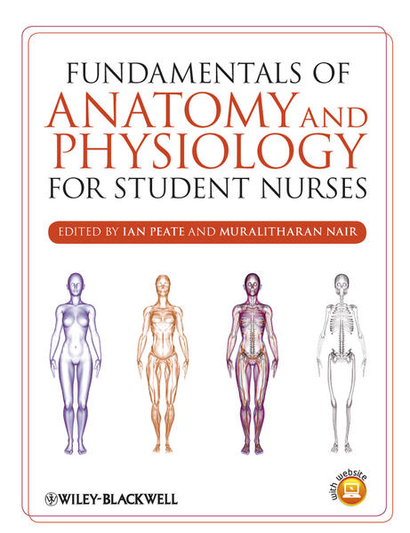 Fundamentals of Anatomy and Physiology for Student Nurses - Coverbild