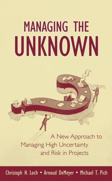 Managing the Unknown - Coverbild