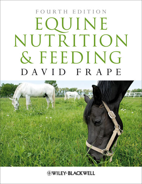 Equine Nutrition and Feeding - Coverbild