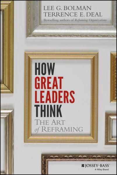 How Great Leaders Think - Coverbild