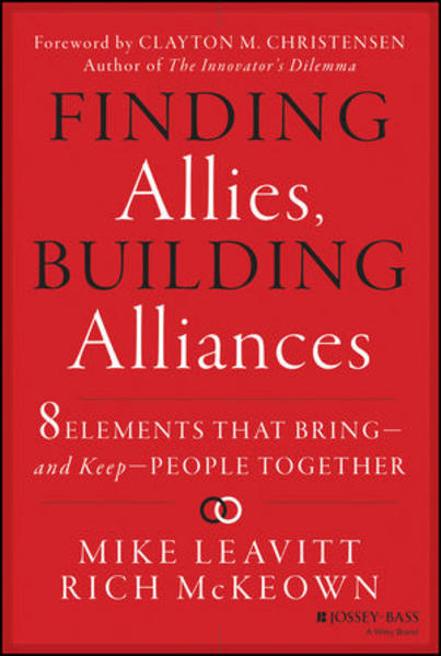 Finding Allies, Building Alliances - Coverbild