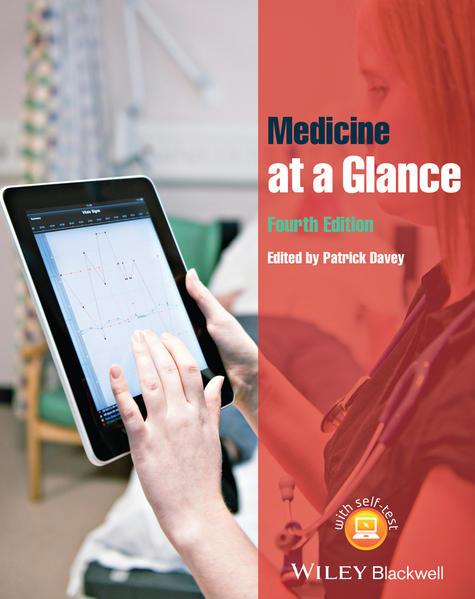 Medicine at a Glance - Coverbild