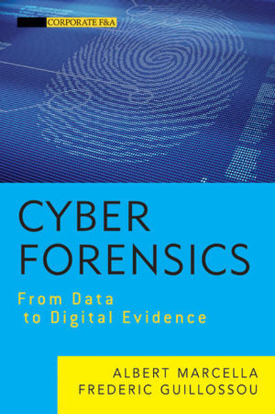 Cyber Forensics - Coverbild