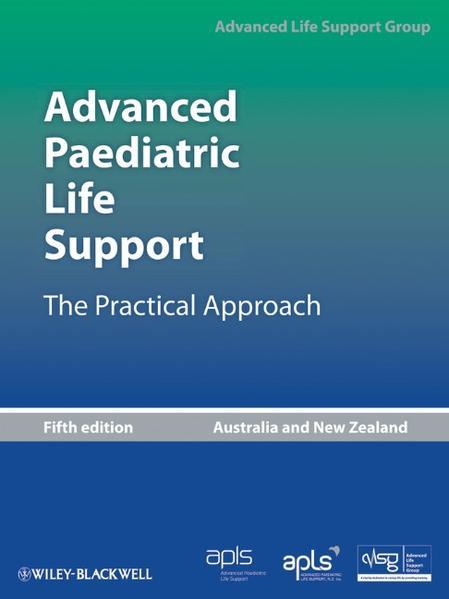 Advanced Paediatric Life Support - Coverbild