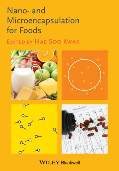 Nano- and Microencapsulation for Foods - Coverbild
