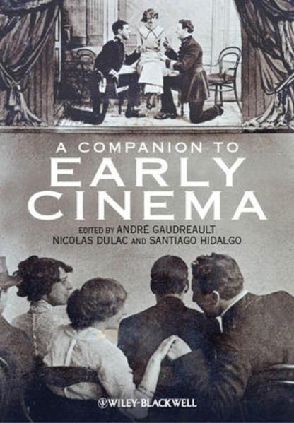 A Companion to Early Cinema - Coverbild