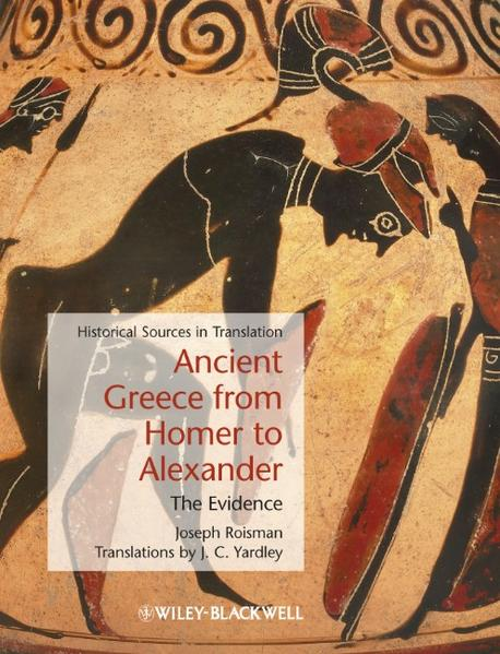 Ancient Greece from Homer to Alexander - Coverbild