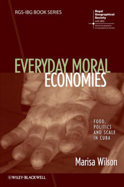Everyday Moral Economies - Coverbild