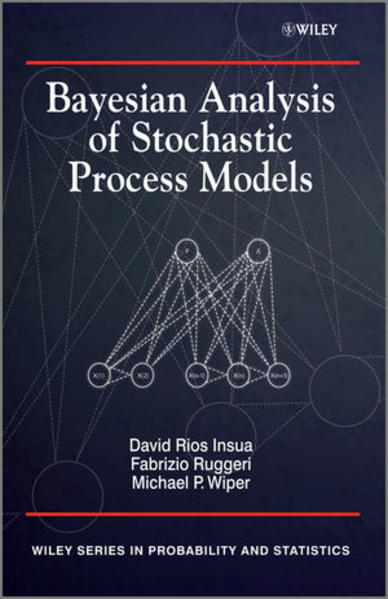 Bayesian Analysis of Stochastic Process Models - Coverbild
