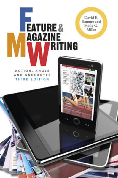 Feature and Magazine Writing - Coverbild