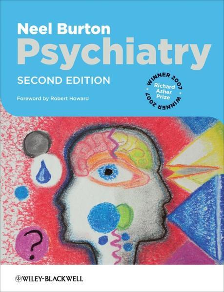 Psychiatry - Coverbild