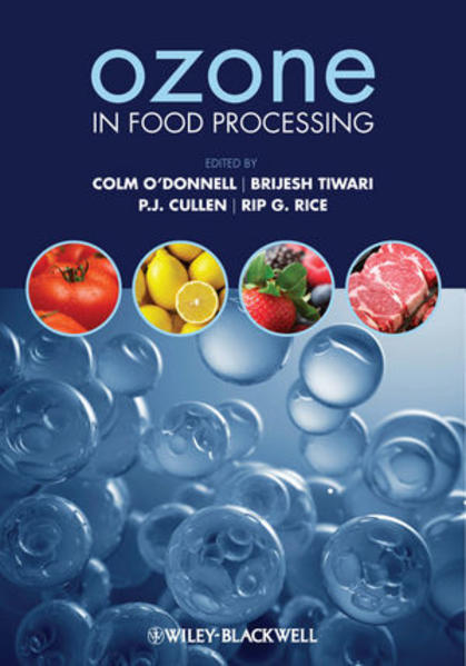 Ozone in Food Processing - Coverbild