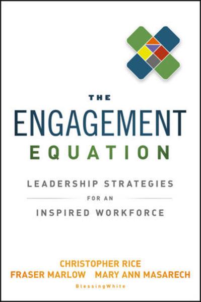 The Engagement Equation - Coverbild