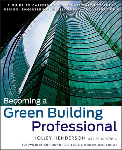 Becoming a Green Building Professional - Coverbild
