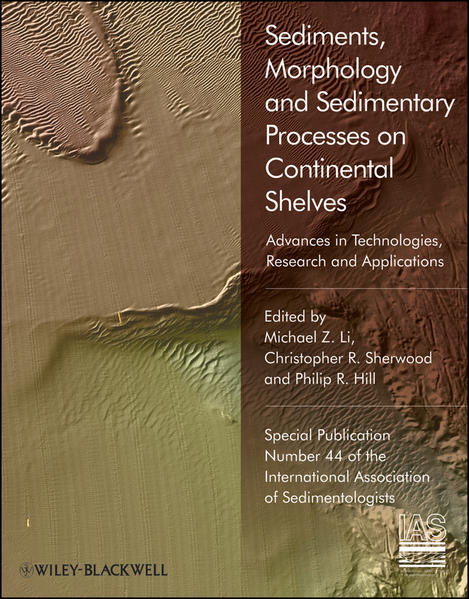 Sediments, Morphology and Sedimentary Processes on Continental Shelves - Coverbild