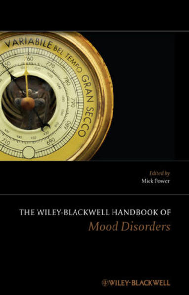 The Wiley Blackwell Handbook of Mood Disorders - Coverbild