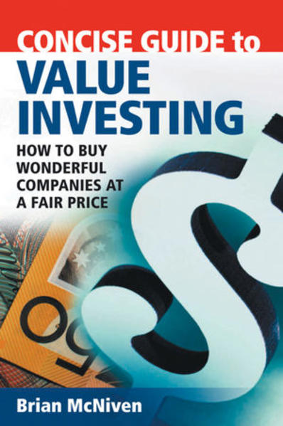 Concise Guide to Value Investing - Coverbild