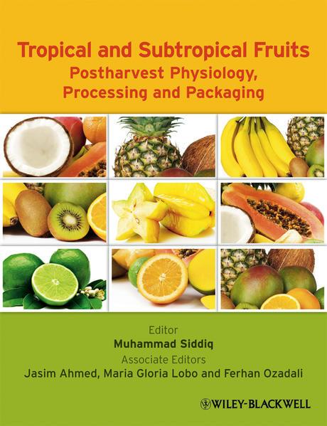 Tropical and Subtropical Fruits - Coverbild