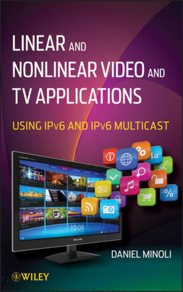 Linear and Non-Linear Video and TV Applications - Coverbild