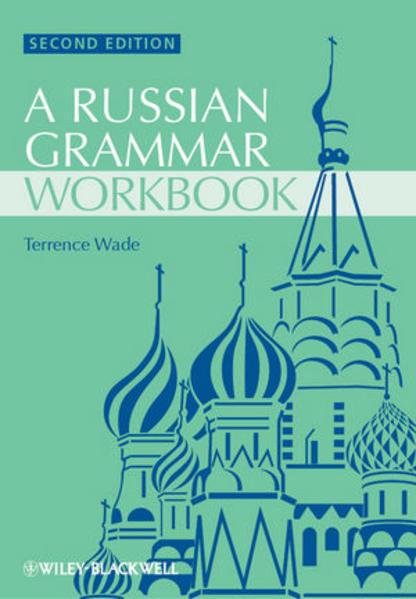 Russian Grammar Workbook - Coverbild