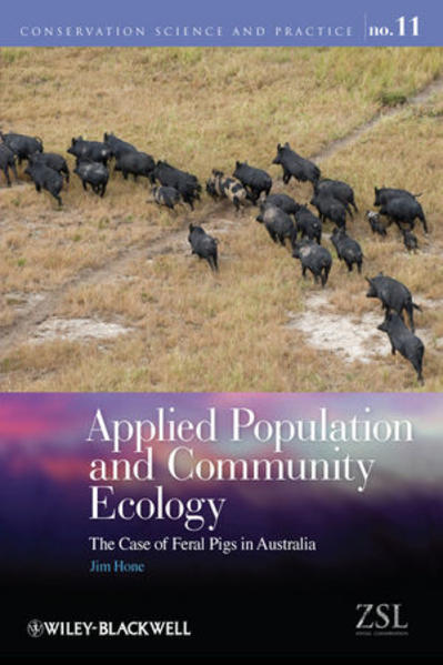 Applied Population and Community Ecology - Coverbild