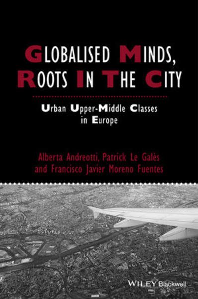 Globalised Minds, Roots in the City - Coverbild