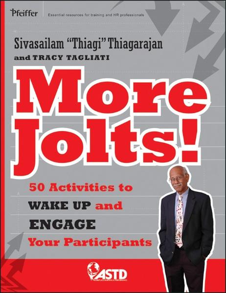 More Jolts! Activities to Wake up and Engage Your Participants - Coverbild