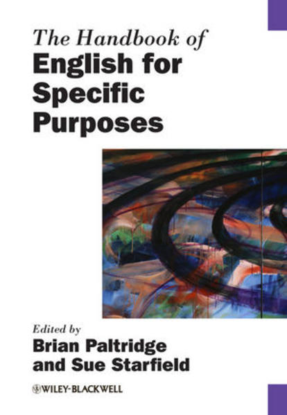 The Handbook of English for Specific Purposes - Coverbild