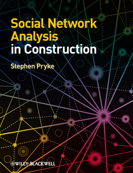 Social Network Analysis in Construction - Coverbild