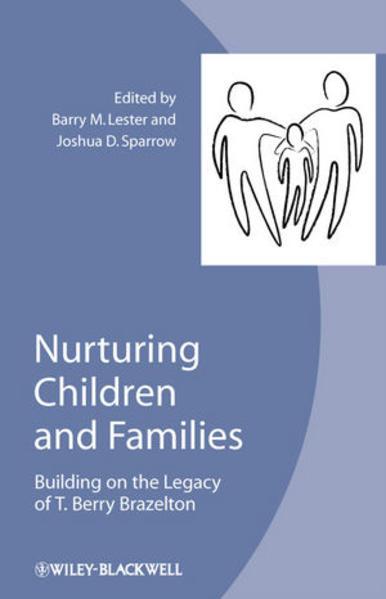 Nurturing Children and Families - Coverbild