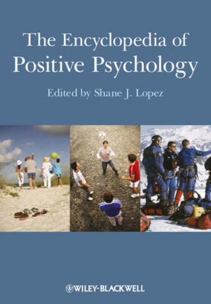 The Encyclopedia of Positive Psychology - Coverbild