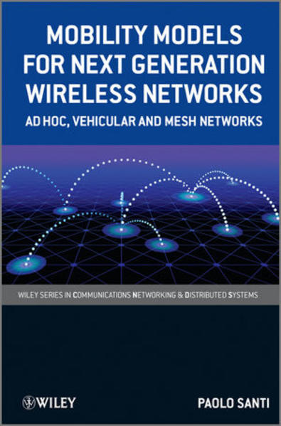 Mobility Models for Next Generation Wireless Networks - Coverbild