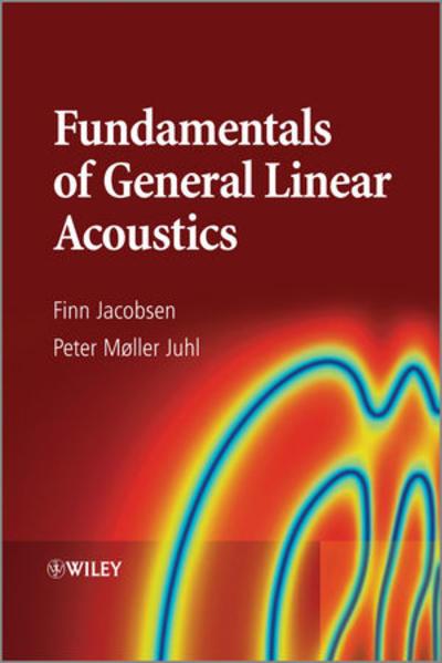 Fundamentals of General Linear Acoustics - Coverbild
