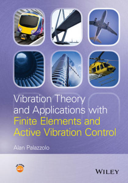 Vibration Theory and Applications with Finite Elements - Coverbild