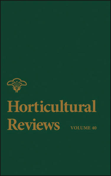 Horticultural Reviews, Volume 40 - Coverbild