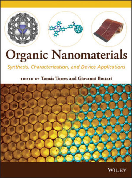 Organic Nanomaterials - Coverbild