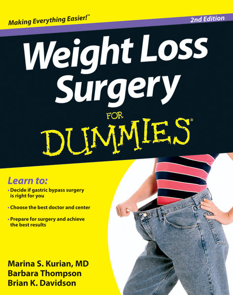 Weight Loss Surgery For Dummies - Coverbild