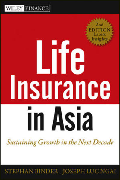 Life Insurance in Asia - Coverbild