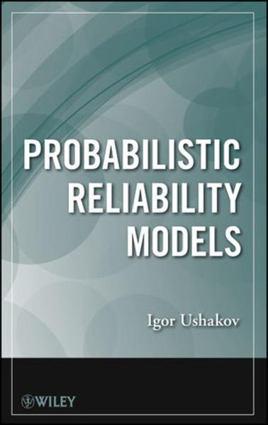Probabilistic Reliability Models - Coverbild