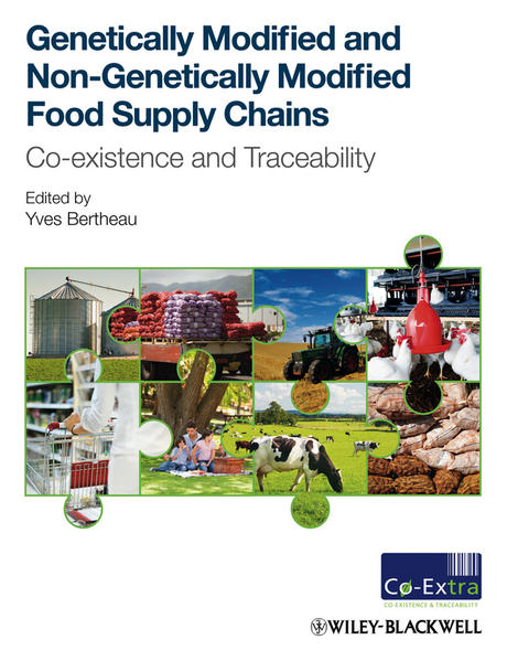 Genetically Modified and non-Genetically Modified Food Supply Chains - Coverbild