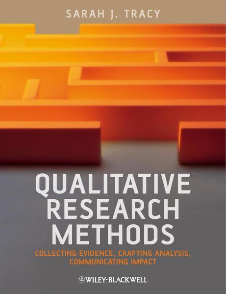 Qualitative Research Methods - Coverbild