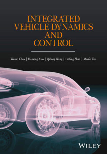 Integrated Vehicle Dynamics and Control - Coverbild