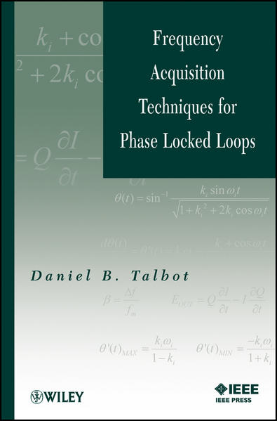 Frequency Acquisition Techniques for Phase Locked Loops - Coverbild